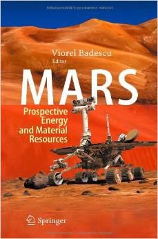مریخ : منابع انرژی و ماده آینده نگر